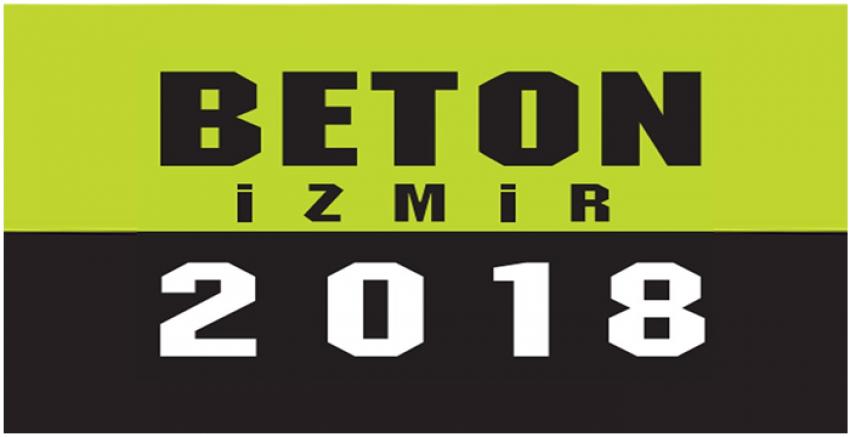 Beton İzmir 2018 Fuarı, İnşaat ve Hazır Beton