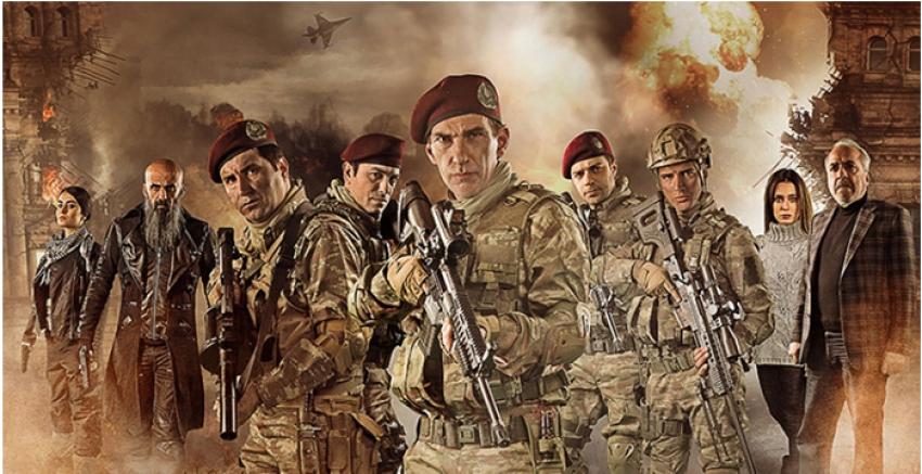 """""""Bordo Bereliler 2: Afrin"""" Film Yapımcılarından Önemli Açıklama"""