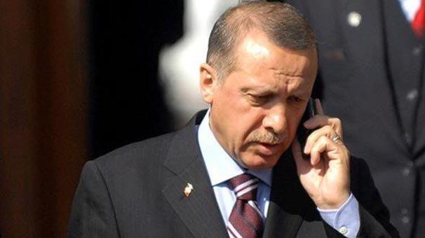 Cumhurbaşkanı Erdoğan'dan Somali Cumhurbaşkanı'na taziye telefonu