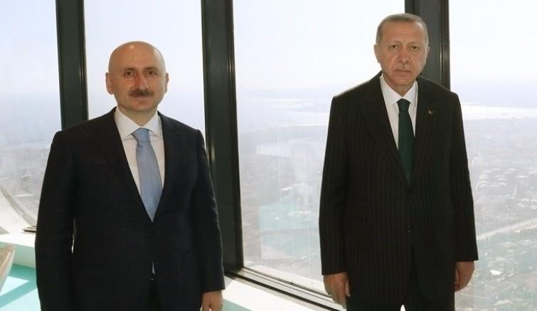 İSTANBUL'UN YENİ SİMGESİ, ÇAMLICA KULESİ AÇILIYOR