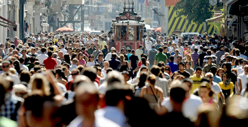 Türkiye'nin Nüfusu 80 Milyonu Geçti